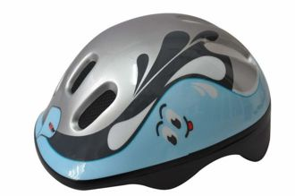KASK ROWEROWY HAPPY SMILE AXER BIKE A0302-S