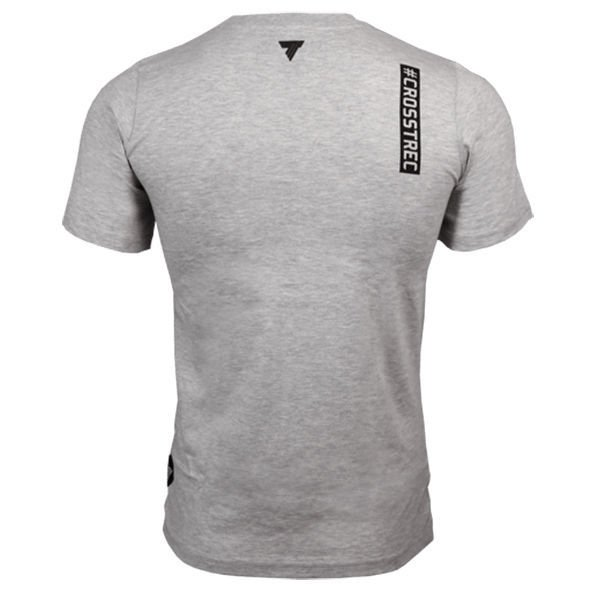 Koszulka Trec Nutrition MEN'S TREC WEAR - KETTLE - T-SHIRT 030/MELANGE