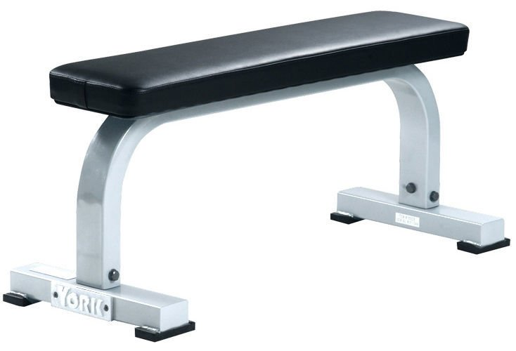 Ławka York Fitness Professional Flat Bench