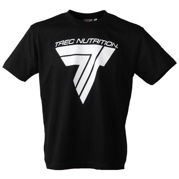 Koszulka Trec Nutrition MEN'S TREC WEAR - PLAY HARD 002 - T-SHIRT/BLACK