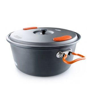 Garnek GSI Outdoors Halulite 4.7 L Cook Pot