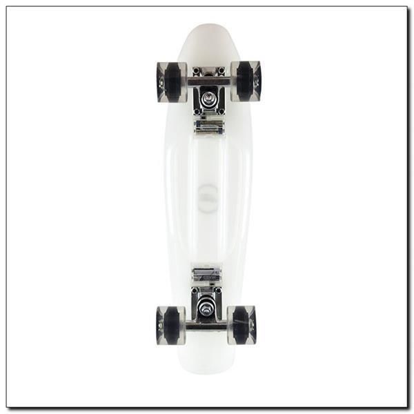 Pennyboard LED Nils Extreme MILK