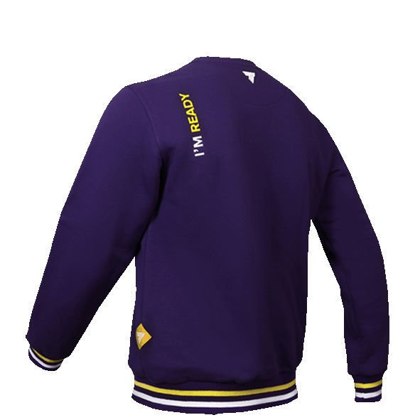 Bluza Trec Nutrition MEN'S TREC WEAR - TREC 99 - SWEATSHIRT 022/PURPLE