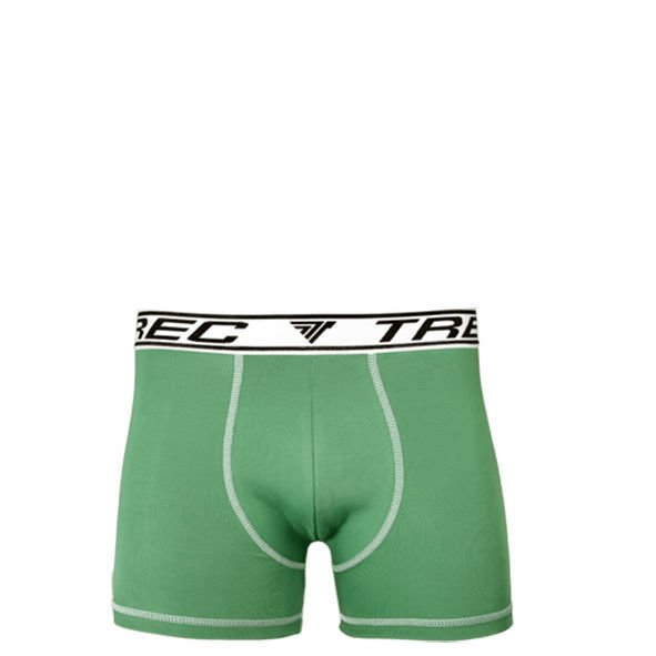 Bokserki Trec Nutrition MEN'S TREC WEAR - BOXER SHORTS 006 - GREEN