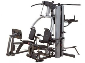 Atlas InSPORTline Body-Solid Fusion 600