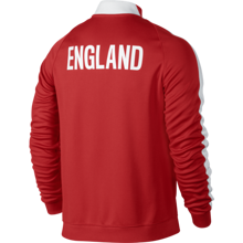 BLUZA NIKE N98 AUTHENTIC TRACK ENGLAND roz L /589856 600
