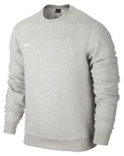 BLUZA NIKE TEAM CLUB CREW szara roz XL /658681 050
