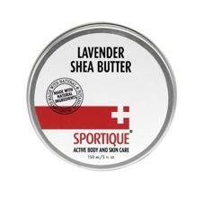 Balsam do ciała SPORTIQUE SHEA BUTTER WITH LAVANDER 75 ml