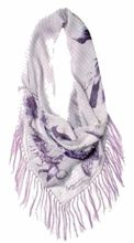 Buff Bandana Chusta Botanical Notes Lilac Sheer