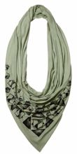 Buff Bandana Ilex Green Sea Spray