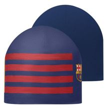 Buff Czapka Dziecięca z Microfibry i Polaru FCB Junior 1st Equipment 15/16 Navy