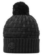 Buff Czapka Knitted Airon Black