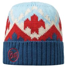 Buff Czapka Knitted Gybol Blue