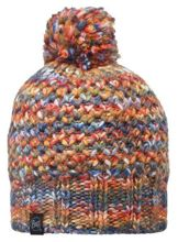 Buff Czapka Knitted Margo Orange