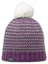 Buff Czapka Knitted & Polar Dorn Plum