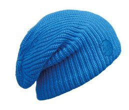 Buff Czapka Knitted & Polar Drip Blue