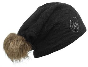 Buff Czapka Knitted & Polar Stella Chic Black