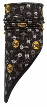Child Bandana Buff® JAJAJA BLACK-2