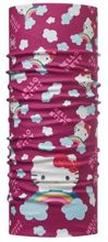 Chusta Child Original Buff® HELLO KITTY PURPLE
