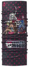 Chusta Junior Original Buff Monster High FEARBOOK