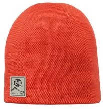 Czapka Knitted & Polar Buff Solid Orange