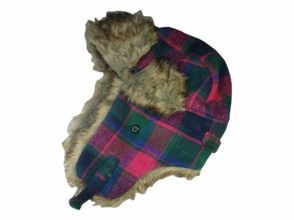 Czapka zimowa CHILLOUTS TRAPPER KID HAT TPK01