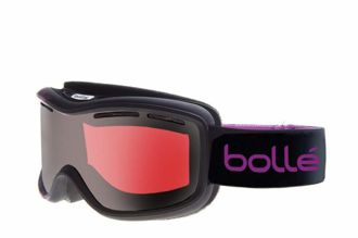 GOGLE BOLLE MONARCH Matt Black Purple Vermillon® Gun