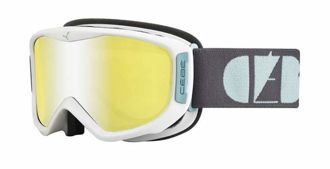 GOGLE CEBE LEGEND M BLUE ADRENALINE YELLOW FLASH MIRROR