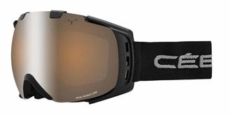 GOGLE CEBE ORIGINS M BLACK BROWN FLASH MIRROR