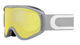 GOGLE CEBE STRIKER M SOFT GREY YELLOW FLASH MIRROR
