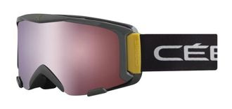 GOGLE CEBE SUPER BIONIC GREY & YELLOW DARK ROSE FLASH MIRROR