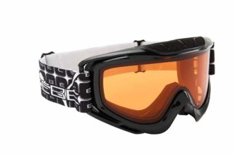 GOGLE CEBE VERDICT BLACK ORANGE