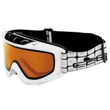 GOGLE CEBE VERDICT WHITE ORANGE