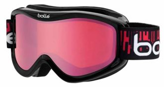 Gogle Bolle Volt Junior Black Equalizer Vermillon