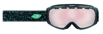 Gogle narciarskie GIRO Basis Gloss Black/Hindsight/Rose Silver