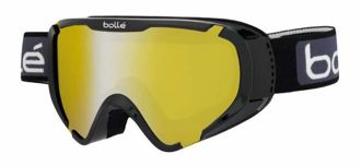 Juniorskie Gogle Bolle Explorer Otg Shiny Black Lemon