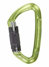 Karabinek Climbing Technology Lime WG green