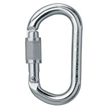 Karabinek Petzl OK Screw-Lock
