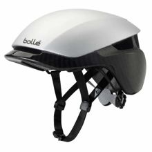 Kask Bolle Messenger Premium Silver Car