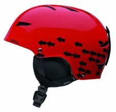 Kask GIRO Recruit 2 Red Arrows