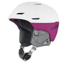 Kask Narciarski Bolle Sharp Soft White & Blue