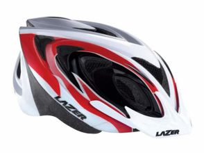 Kask mtb LAZER 2 X3M L red white black 57-61 cm