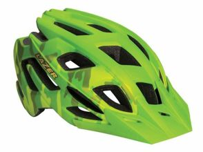 Kask mtb LAZER ULTRAX L flash camo green 58-61 cm