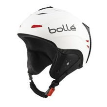 Kask narciarski Bolle Powder Soft White