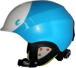 Kask narciarski Carrera N CJ-1 Youth Blue White