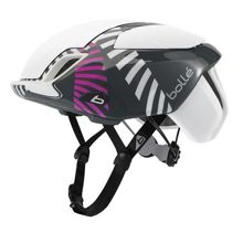 Kask rowerowy Bolle The One Road Premium White Circles