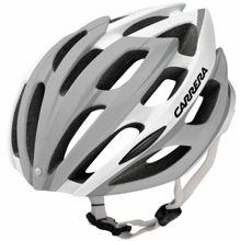 Kask rowerowy Carrera Blitz 2.12 White Silver Mat