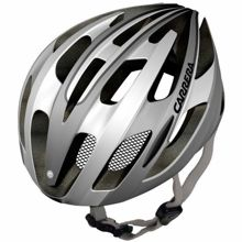 Kask rowerowy Carrera Velodrom White Silver Mat