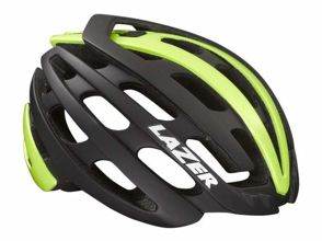Kask szosa LAZER Z1 M flash black 55-59 cm