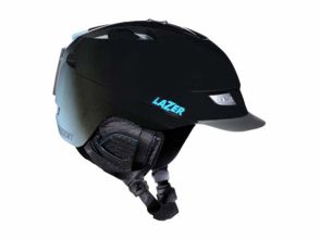 Kask zimowy LAZER DISSENT blue fade L (59-62cm)